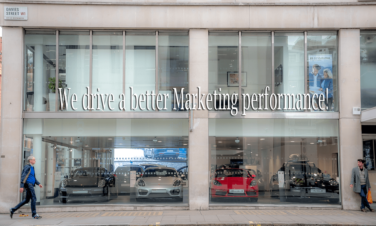 Driving a better marketing